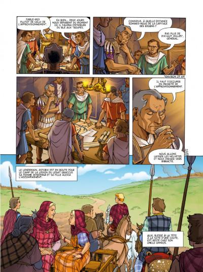 Page 3 Alix origines tome 2