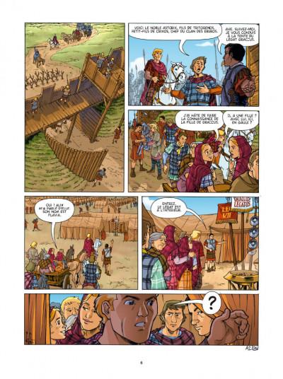 Page 4 Alix origines tome 2