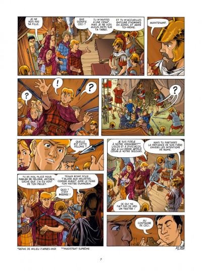 Page 5 Alix origines tome 2