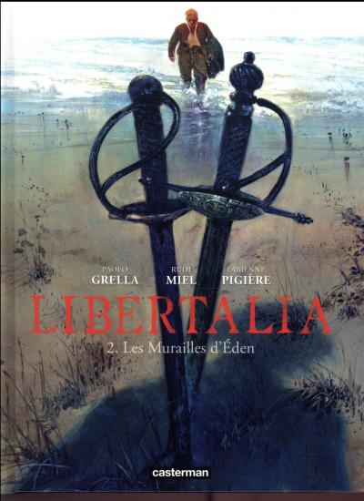 Couverture Libertalia tome 2