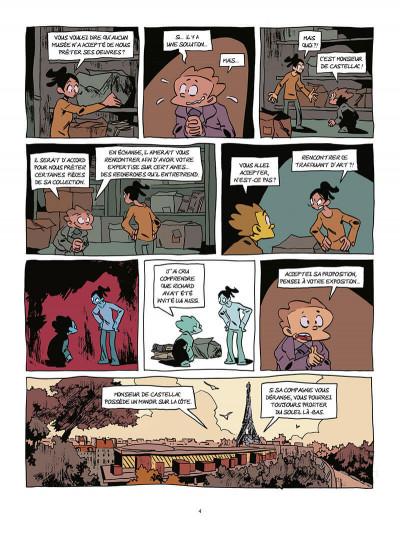 Page 5 Les archéologues de l'interdit tome 2 - L'héritage de Genhis Khan