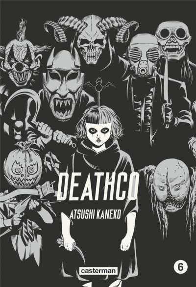 Couverture Deathco tome 6