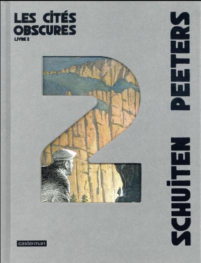 Couverture Les cités obscures - intégrale tome 2