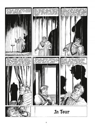 Page 9 Les cités obscures - intégrale tome 2