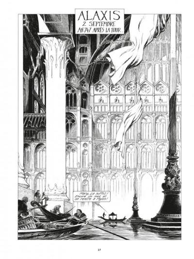 Page 1 Les cités obscures - intégrale tome 3