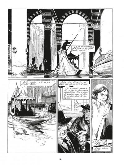 Page 2 Les cités obscures - intégrale tome 3