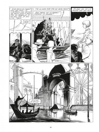 Page 3 Les cités obscures - intégrale tome 3