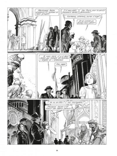 Page 4 Les cités obscures - intégrale tome 3