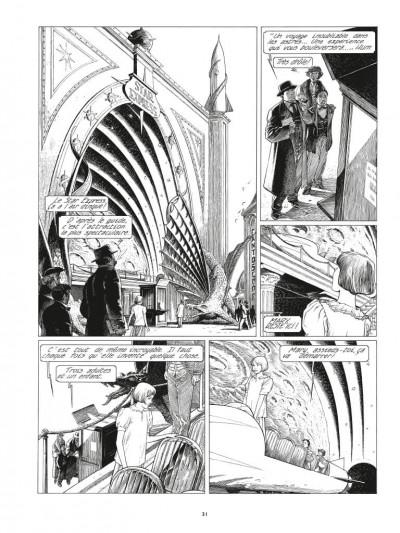 Page 5 Les cités obscures - intégrale tome 3