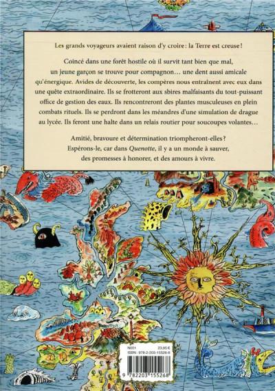 Dos Quenotte et le monde fantastique tome 1