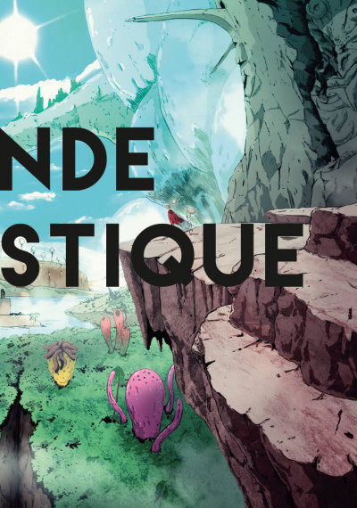 Page 3 Quenotte et le monde fantastique tome 1