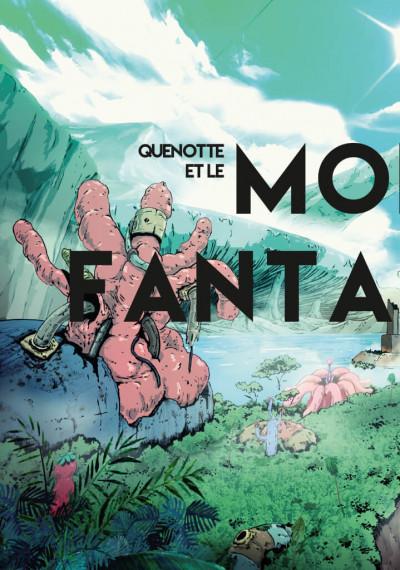 Page 4 Quenotte et le monde fantastique tome 1