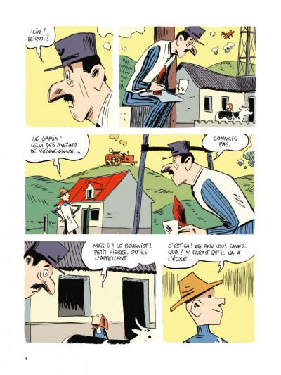 Page 2 Petit Pierre - La mécanique des rêves