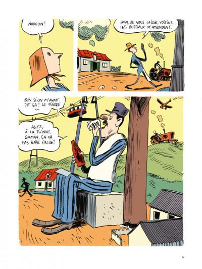 Page 3 Petit Pierre - La mécanique des rêves
