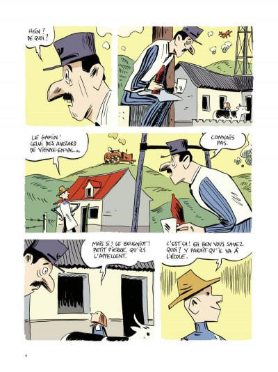 Page 5 Petit Pierre - La mécanique des rêves