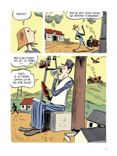 Page 6 Petit Pierre - La mécanique des rêves