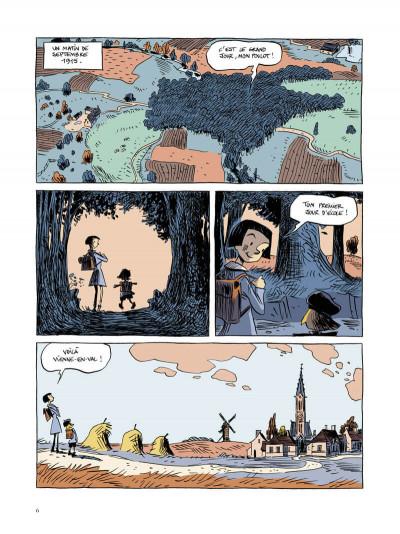 Page 7 Petit Pierre - La mécanique des rêves