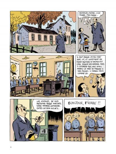 Page 9 Petit Pierre - La mécanique des rêves