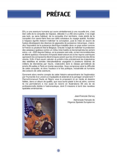 Page 4 Les reportages de Lefranc - La conquête spatiale