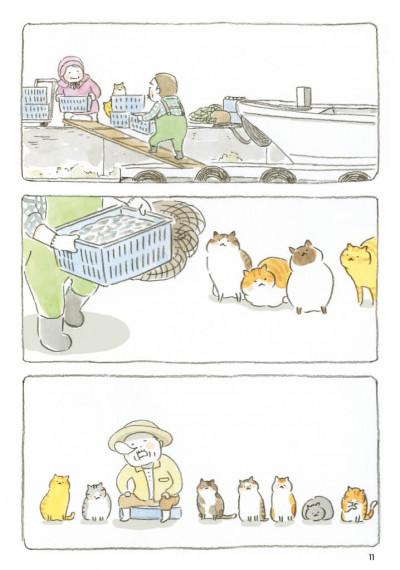 Page 3 Le vieil homme et son chat tome 1