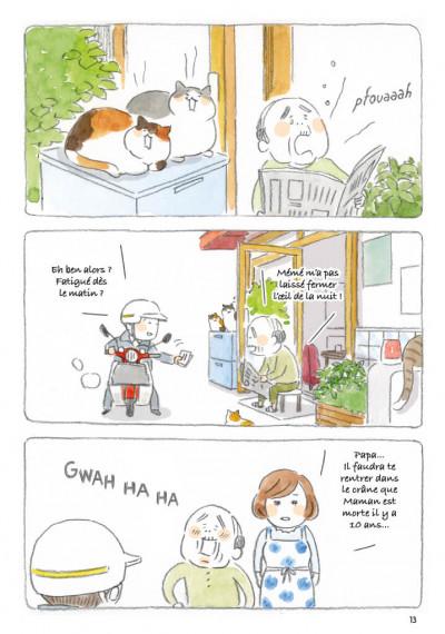 Page 5 Le vieil homme et son chat tome 1