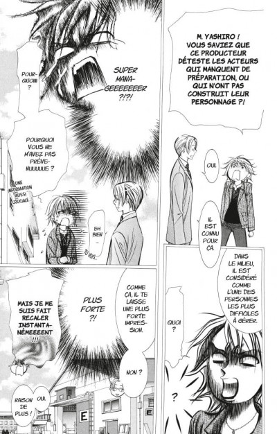 Page 1 Skip beat ! tome 41