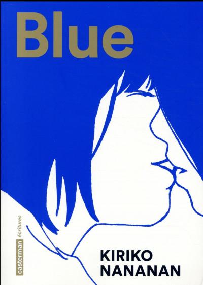 Couverture Blue - édition 2018