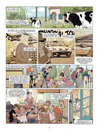 Page 2 Un peu de tarte aux épinards tome 1