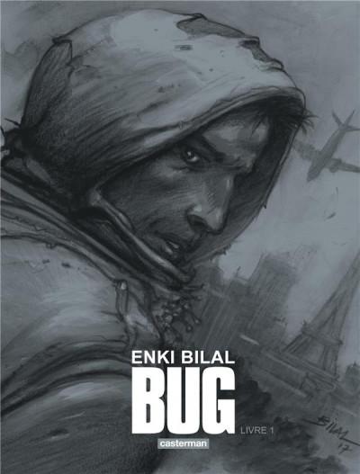 Couverture Bug - édition de luxe tome 1