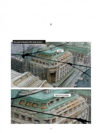 Page 1 Bug - édition de luxe tome 1