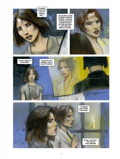 Page 3 Bug - édition de luxe tome 1
