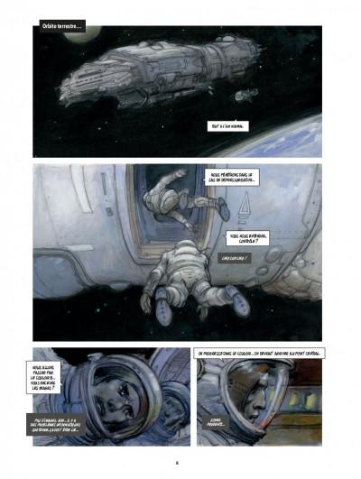 Page 4 Bug - édition de luxe tome 1