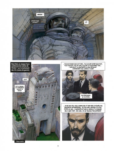 Page 5 Bug - édition de luxe tome 1