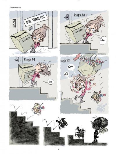Page 4 Kong-kong - Singe sur le toit