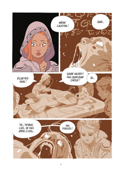 Page 3 Lastman tome 11