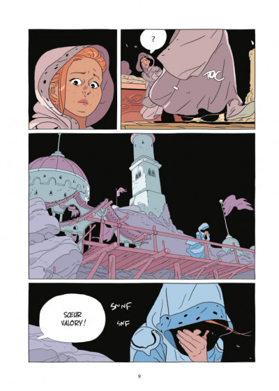 Page 5 Lastman tome 11