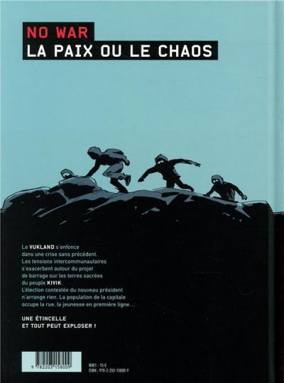 Dos No war tome 1