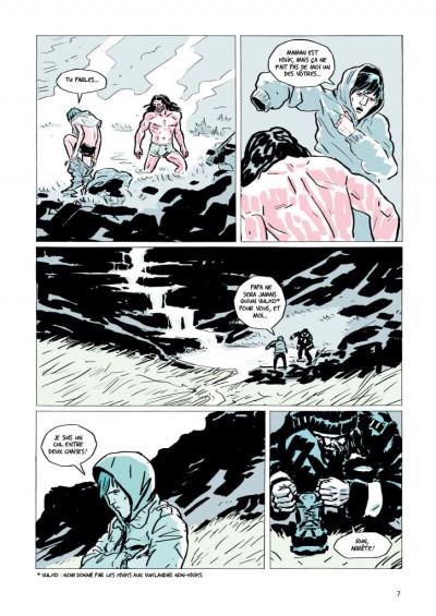 Page 3 No war tome 1