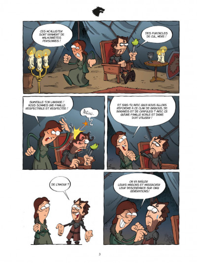 Page 1 Game of crowns tome 2