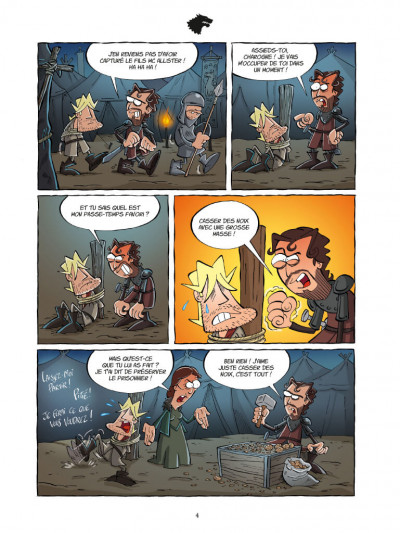 Page 2 Game of crowns tome 2