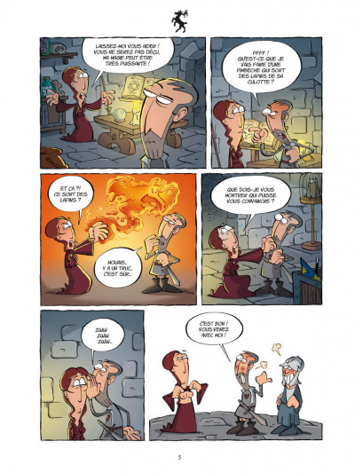 Page 3 Game of crowns tome 2