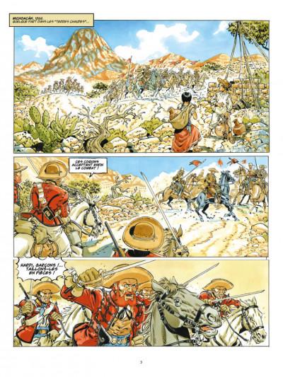 Page 1 Sauvage tome 4