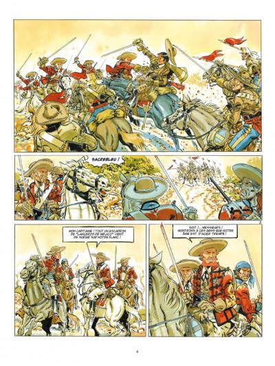 Page 2 Sauvage tome 4