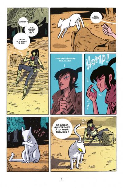 Page 4 Apocalyptigirl
