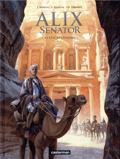 Couverture Alix Senator tome 8