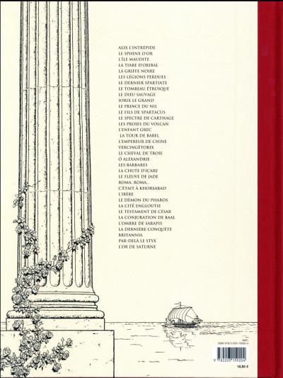 Dos Alix - édition de luxe tome 36