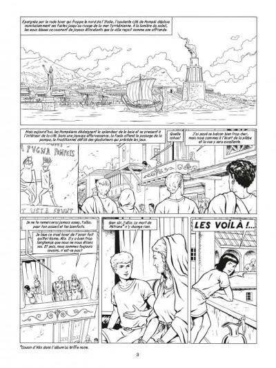 Page 1 Alix - édition de luxe tome 36