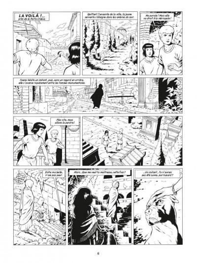 Page 4 Alix - édition de luxe tome 36