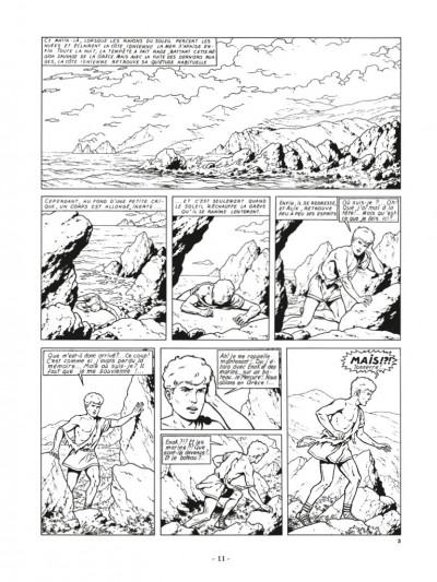 Page 1 Alix - Recueil anniversaire n&b tome 1