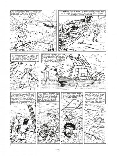 Page 2 Alix - Recueil anniversaire n&b tome 1